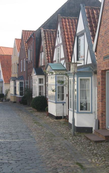 Byhuse og bevaring af byer