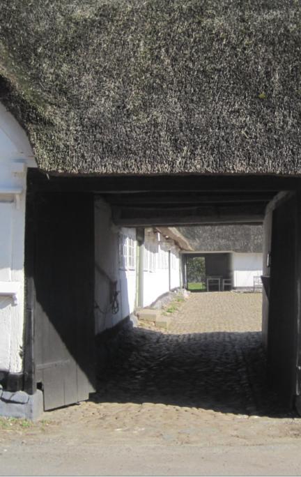 Landhuse og bevaring af landsbyer